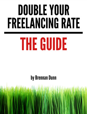 Double Your Freelancing Rate Book Cover