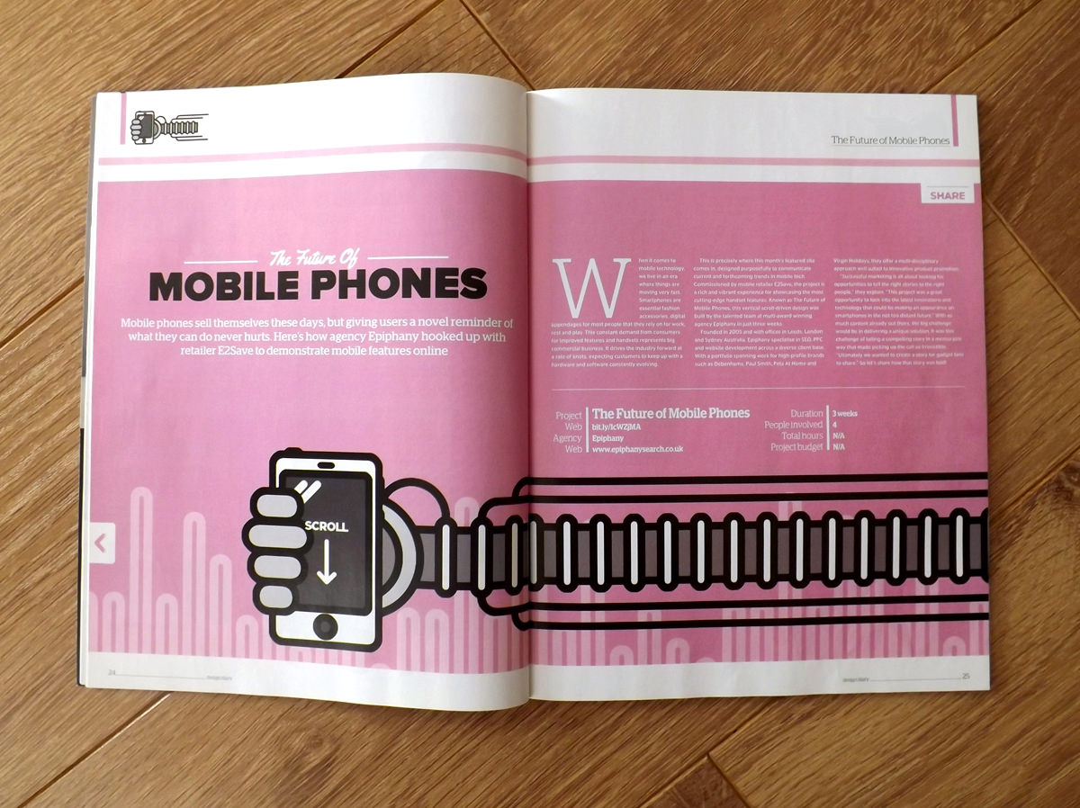Future Of Mobiles Web Designer Magazine